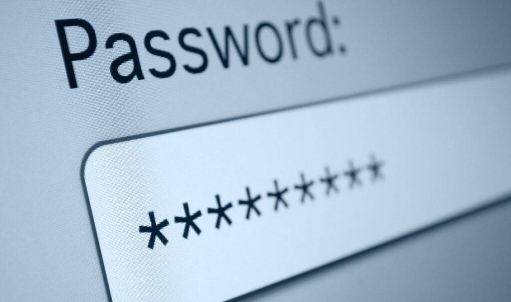 사이버범죄 비밀번호